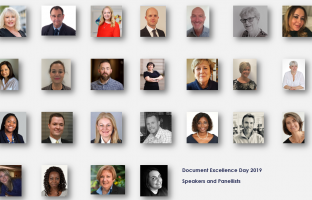 Speakers – Document Excellence Day 2019
